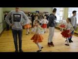 Урок белорусской хореографии от Натальи Соколовой)))