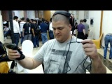 Meet SVEN, The Blind Street Fighter Player