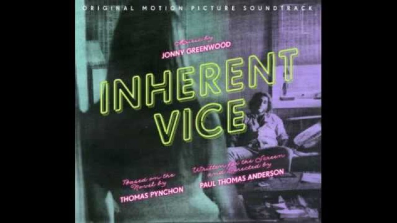 Jonny Greenwood - Spooks (Instrumental Edit from Inherent Vice OST)