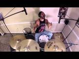 David Montgomery - Machine Gun Kelly - Bad Mother Fcker (Feat.Kid Rock) Drum Cover