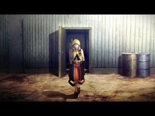 02 Пожиратель богов / God Eater - 02 серия Sayuri Florensky [AniZone.TV]