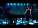 Вечерний Ургант. Аида Гарифуллина иИван Ургант исполняют песню «Младший лейте ...
