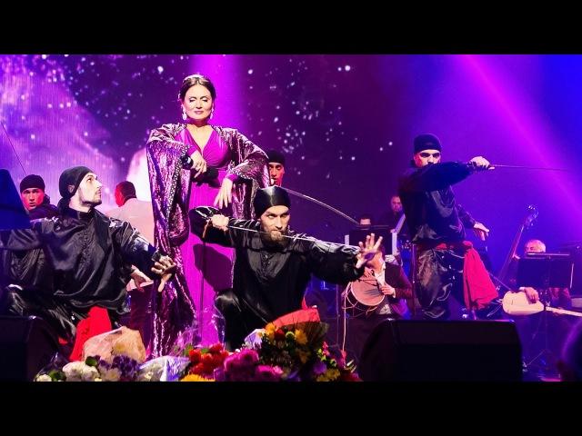 HD /Супер LIVE Шоу- концерт Сны Роксоланы Olga Chubareva Lady Opera-2016