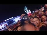 Денис Глушаков и болельщики Спартака (07.05.17) МЫ ЧЕМПИОНЫ!!!