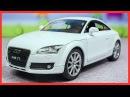 КРУТЫЕ ТАЧКИ! Распаковка Audi TT Coupe и Fiat 500. Детальные копии машинок. Мультик про машинки - Видео Dailymotion