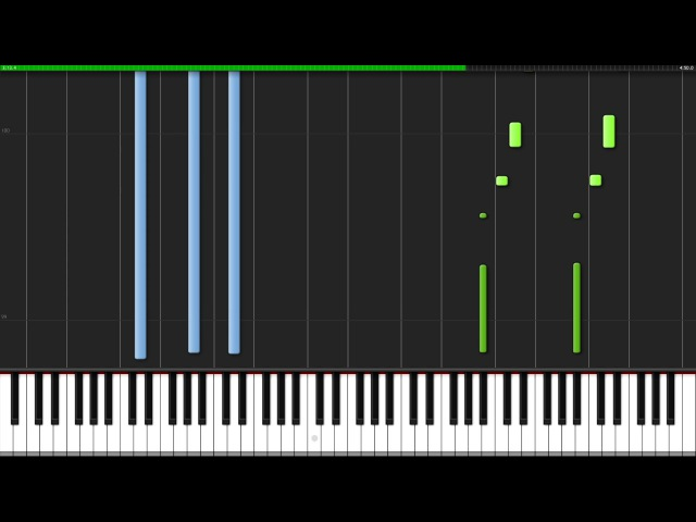 The First Hunter - Bloodborne [Piano Tutorial] (Synthesia) Fontenele NXT