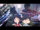【piano violin】anime songs ft. sleightlymusical