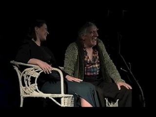 «Игра в джин» (Армен Джигарханян, Татьяна Поппе)