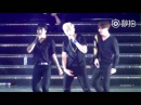 FANCAM 160702 BTS concert in Nanjing - fun boys