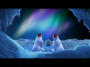 Северное сияние или Аврора Бореалис в Лапландии Финляндия Чудесный световой феномен