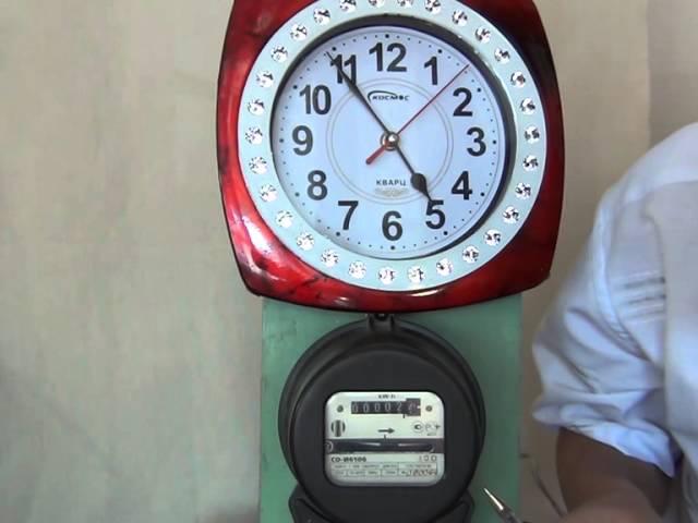 Физика. 8 класс. Расчет электроэнергии, потребляемой бытовыми приборами