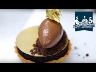 Michelin star pastry chef Luke Butcher creates