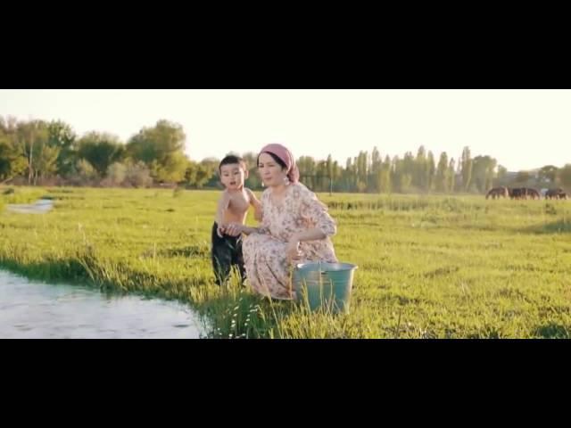 Kazakh folk song Ana kadiri Erkin Nurjanov