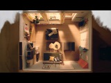 IKEA Square Metre Challenge Part 2 Room for family life