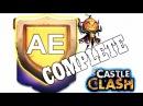 Битва Замков 435 Волна AE ПРОЙДЕНА, Без Драконов И СМС / Castle Clash