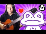 Undertale - Ruins (Classical Guitar Cover/Remix) || String Player Gamer