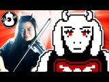 Undertale - Heartache (Violin Rock Remix/Cover) || String Player Gamer