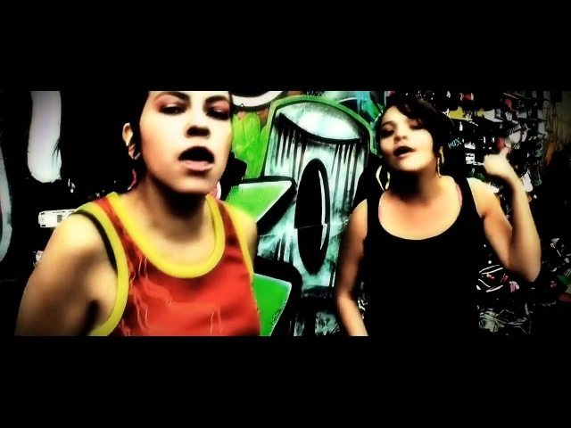 'Desadaptados' Leazzy Jezzy P -TheQuillaBeatz RMX 2011 (vk.com/girls_gangsters)