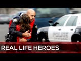 Where Police Meets Humanity &amp Heroism #2 REAL LIFE HEROES