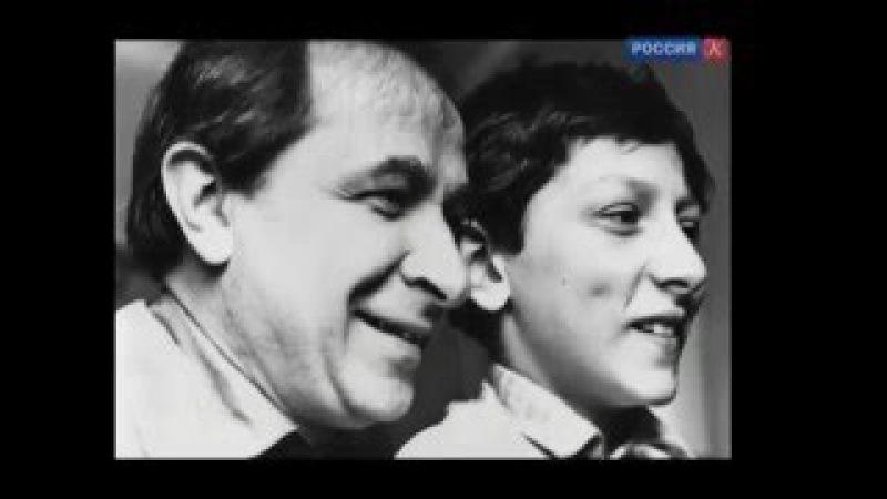 Больше, чем любовь. Евгений Лебедев и Натэлла Товстоногова