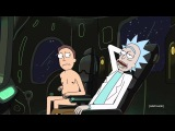 Rick and Morty and Gerry Rafferty