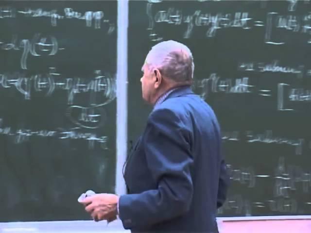 Лекция 13: Теорема о достаточных условиях для минимума и задача о брахистохроне ktrwbz 13: ntjhtvf j ljcnfnjxys[ eckjdbz[ lkz vb