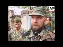 Ичкерия, Грозный 1996 год...Хамзат Гелаев и другие Нохчи