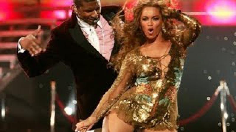 [HD] Usher ft. Beyonce - Bad Girl (Live)