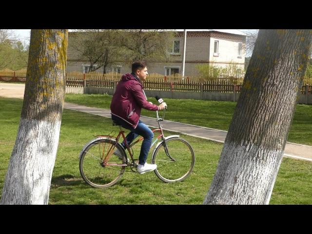 На каких велосипедах ездят в деревнях - наш эксперимент