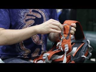 Лёгкий треккинговый рюкзак Splav «Rox» 20л. Обзор
