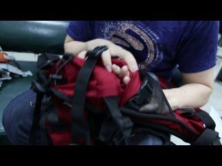 Спортивный рюкзак Splav «Fox» 28 л. Обзор
