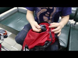 Городской рюкзак Splav «Pocket Pack pro Si». Обзор