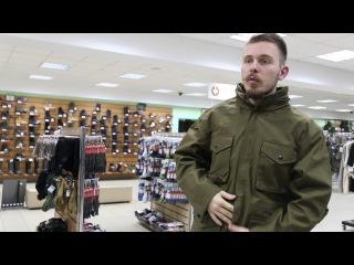 Брезентовая туристическая куртка Splav «Следопыт». Обзор