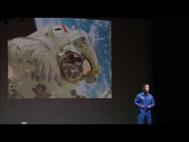 Pourquoi faut-il croire en lexploration spatiale Thomas Pesquet at TEDxParis 2012
