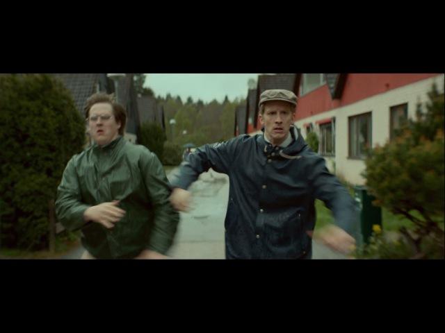 En man som heter Ove: Klipp - Ove och Rune