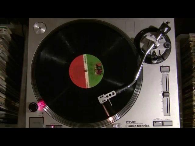 Led Zeppelin When The Levee Breaks Vinyl Cut