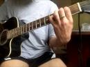 Король и Шут - Невеста палача кавер на акустической гитаре