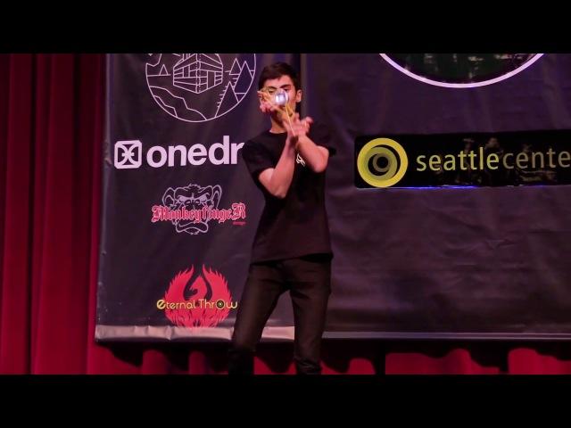 Daniel Flaherty - 1A Final - 3rd Place - PNWR 2017