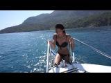 Olu Deniz Fethiye Turkey Summer 2016 - my first Drone film DJI Phantom 4 Sun,Sea,Islands,Girls,Boats