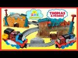 Thomas &amp Friends Take-N-Play Train Maker Sodor Steamworks Create Build Unique Engine Family Fun Kids