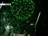 Техническая сторона Фестиваля фейерверков в Йошкар-Оле