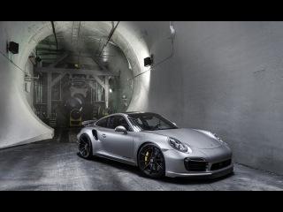 Porsche 911 Turbo S | Secret Test Facility