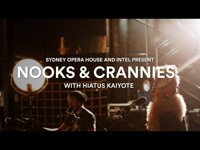 Hiatus Kaiyote - The Lung (Inside the Drama Theatre at the Sydney Opera House)