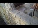 Делаем состаренную доску из бетона Do the aged Board of concrete