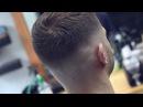 Как подстричь самую популярную мужскую  стрижку/Как сделать мужскую стрижку маш...