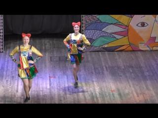 Концерта фолк-группы ''Матрёха''. ''Песня сквозь века'' г.Снежинск 15 апреля 2017г.