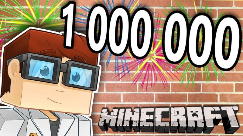 1,000,000 ПОДПИСЧИКОВ НА КАНАЛЕ UNFINY