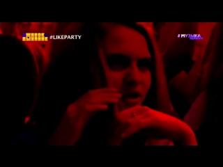 "Тимати feat. Егор Крид - ""Где ты, где я"" ⁄ ""Like Party"" в ""Space Moscow"" (25.09.2016)"