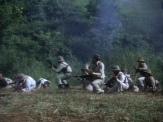 Первая атака вьетнамцев на американскую базу (Последняя схватка в Ланг Мэй)