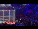 Shane McMahon vs. The Undertaker - Hell in a Cell Match WrestleMania 32